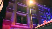 GÜLHANE - Başkentte Yangın Çıkan Evde Mahsur Kalan 3 Kişi Kurtarıldı