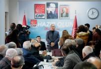 CHP Genel Başkan Yardımcısı Yıldırım Kaya Açıklaması 'Dayanışma Ve Sendikacılığı Ahi Evran Öğretti'