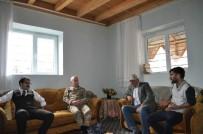 Demirözü Kaymakamı Coşkun'dan Köylere Ziyaret