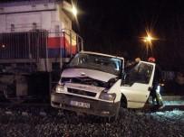 KAKLıK - Denizli'de Tren Kazası Açıklaması 5 Yaralı