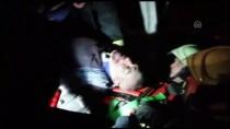 KAKLıK - Denizli'de Yük Treni Panelvana Çarptı Açıklaması 5 Yaralı