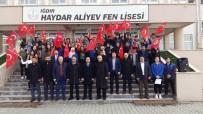 AZERBAYCAN CUMHURBAŞKANI - Dünya Azerbaycanlılar Hemreylik Ateşi Yakıldı