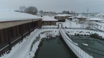 Dünyada Tek Olan, Ambarköy Açık Hava Müzesi, Karlar Altında Kaldı