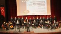 KÜLTÜR BAKANLıĞı - Elazığ'da, 2018 Yılının Son Konseri Düzenlendi