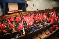 FıRAT ÜNIVERSITESI - Elazığ'da 'Şehitlere Saygı, Kahramanlara Vefa'programı