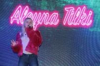 ALEYNA TİLKİ - Forum Erzurum'un Araç Çekilişine Aleyna Tilki Damgasını Vurdu