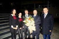 İçişleri Bakan Yardımcısı İsmail Çataklı Kilis 7 Aralık Üniversitesinde