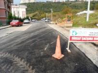 YOL ÇALIŞMASI - İzmit Belediyesi Çalışmalara Devam Ediyor