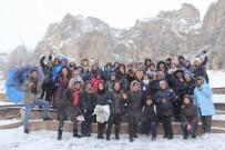 Kapadokya Yeni Yıla Yüzde Yüz Dolu Giriyor