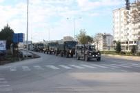 Kilis'ten Münbiç'e Askeri Sevkiyat
