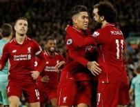 LIVERPOOL - Liverpool, Arsenal'i farklı yendi