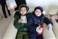 Minikler Harçlıklarını Yemen'e Bağışladılar