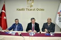 SÜRÜCÜ KURSU - NTO Başkanı Arslan, 'Üyelerimizin Sorunlarının Takipçisi Olacağız'