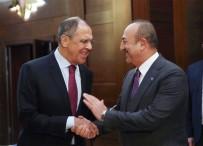 DIŞİŞLERİ BAKANLARI - Rusya Ve İran'la İşbirliğine Devam Edeceğiz'