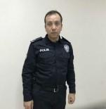 KİMLİK KARTI - Sahte polis adliyede kıskıvrak yakalandı