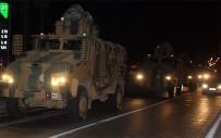 KOMANDO - Şanlıurfa Sınırına Komanda Ve Askeri Araç Sevkiyatı
