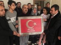 ŞEHİT POLİS - Şehit Polis Birol Öztekin'in Ailesine Ziyaret