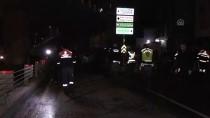 HAMIDIYE - Şişli'de Otomobil Viyadükten Düştü Açıklaması 3 Yaralı
