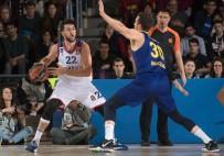 REAL MADRID - THY Euroleague'de Türk Takımları 3'Te 2 Yaptı