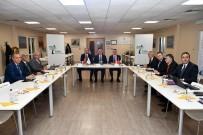 MAHMUT ŞAHIN - TRAKYAKA Yönetim Kurulu Toplandı