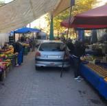 SEMT PAZARI - Yasak Yerlere Park Eden Araçlar Affedilmiyor
