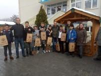 ORMAN İŞLETME MÜDÜRÜ - Yenice' De Öğrencilere Fidan Dağıtıldı