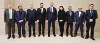 BASıN İLAN KURUMU - Yerel Basının Sorunlarını Ankara'ya Taşındı