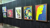 AHMET EMRE BILGILI - '7. Sanata Engel Yok Açıklaması En Özel Öğrenciler, Eserler Sergisi'