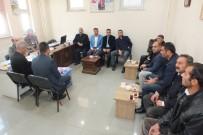 BELEDIYE İŞ - AK Parti Heyetinden Engellilere Ziyaret