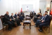 SELAHATTIN GÜRKAN - AK Parti Heyetinden Gürkan'a Ziyaret