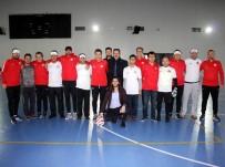 DARıCA GENÇLERBIRLIĞI - Antalyaspor Teknik Heyetinden, Görme Engellilerle Maç