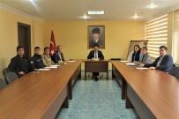 ABDULLAH ŞAHIN - Arguvan'da Çocuk Koruma Koordinasyon Kurulu Toplantısı Yapıldı