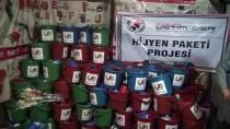 KIRTASİYE MALZEMESİ - Avrupa Yetim-Der'den Bangladeş'teki Kimsesiz Çocuklara Yardım