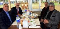 Başkan Gürşat Kale Emekli Öğretmenlerle Buluştu