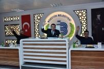 İMAR PLANI - Belediye Meclisi Yılın Son Olağan Toplantısını Yaptı
