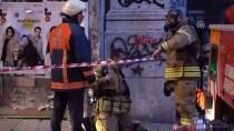 KARAKÖY - Beyoğlu'nda Otel Yangını