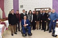 FARKINDALIK GÜNÜ - Bozüyük'te '3 Aralık Dünya Engelliler Farkındalık Günü' Etkinliği Düzenlendi
