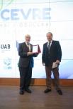 MEHMET SEKMEN - Büyükşehir'e 'En İyi Çevre Ve Altyapı Yatırım Ödülü'