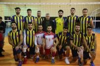 CİZRE BELEDİYESİ - Cizre Belediyesi Erkek Voleybol Takımı Başarıdan Başarıya Koşuyor