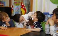 DİŞ FIRÇASI - Ekolojik Kreş'te Diş Sağlığı Taraması
