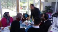 ENGELLİ ÖĞRENCİ - Emet'te Engelliler, İşaret Diliyle Şarkı Söyledi