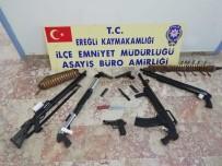 CİNAYET ZANLISI - Ereğli'deki Cinayet Soruşturmasında 6 Zanlı Gözaltında