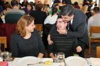 RıDVAN FADıLOĞLU - Fadıloğlu Engellilerle Kahvaltıda Buluştu