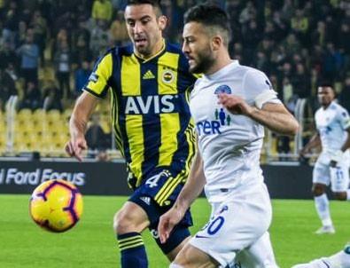 Fenerbahçe'ye Paşa çelmesi!