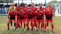 ALİHAN - Foça Belediyespor 3 - Özçamdibi Spor 0