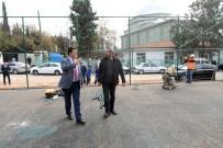 OSMANGAZI BELEDIYESI - Genç Basketbolcular Osmangazi'den Çıkacak