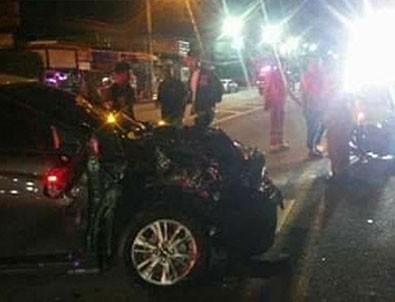 İki Türk kadın motorcu Tayland'da yaşamını yitirdi!