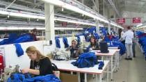 İlçeye Kurulan Üç Fabrika İşsizlere Aş Oldu