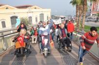 SOSYAL GÜVENLIK KURUMU - İzmir'de Engelli Yürüyüşü