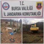 KAÇAK KAZI - Jandarmadan Kaçak Kazı Operasyonu Açıklaması 11 Gözaltı